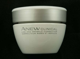 ANEW Clinical jar